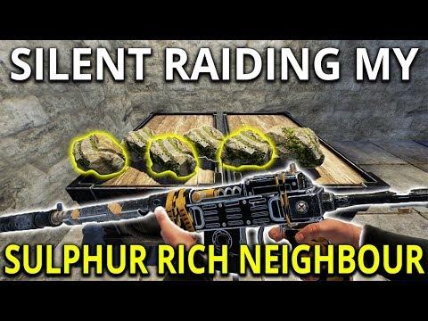 Xxx Mp4 Silent Raiding My Sulfur Rich Neighbour Rust Solo Survival Gameplay 3gp Sex