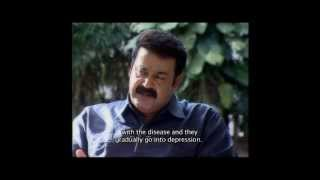 Mohanlal with Jothydev: Diabetes Chat