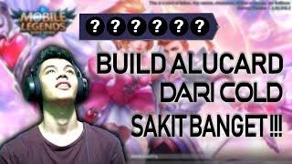 SAKIT BANGET BUILDNYA ALUCARD SI COLD PRO PLAYER 15 TAHUN!!