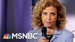Joe: Debbie Wasserman Schultz Getting In The Way, Helping Donald Trump   Morning Joe   MSNBC