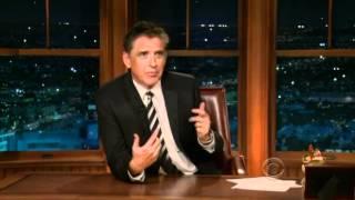 Late Late Show w/ Craig Ferguson 09/07/2009 - Juliette Lewis, Alex O'Loughlin