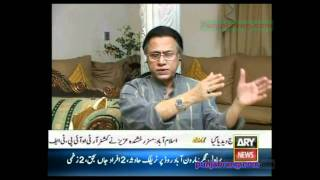Hassan Nisar, True Words.what else can u say now.mp4