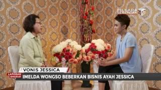Imelda Wongso Beberkan Bisnis Ayah Jessica