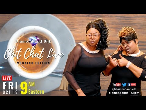 Xxx Mp4 Diamond Silk Chit Chat Live Morning Edition 3gp Sex