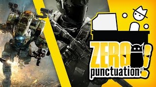 titanfall 2 vs call of duty iinfinite warfare zero punctuation