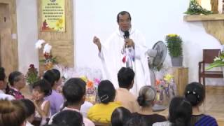 Bài giảng Lòng Thương Xót Chúa ngày 20/1/2017 - Cha Giuse Trần Đình Long