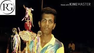 Rohit Gurav ( Best Baller in Tennis Box Cricket) sai challenger Rajapur..Rawalpindi express..king