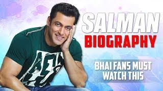 Salman Khan Biography | Prem to Sultan