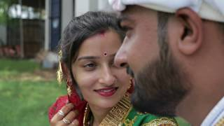 AHIR Ni AHIRAT- ahir- ahirani pre wedding  song devdhar & Denisha