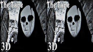 3D VR TV horror video The Tape Side by Side SBS google cardboard