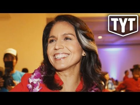 Xxx Mp4 Tulsi Gabbard Attacked For Anti Gay Past 3gp Sex