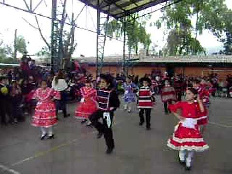 Baile La Mazamorra