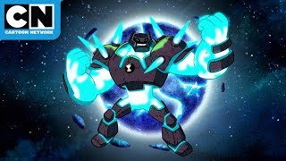 Ben 10 | Alien Worlds: Shockrock | Episode 17 | Cartoon Network