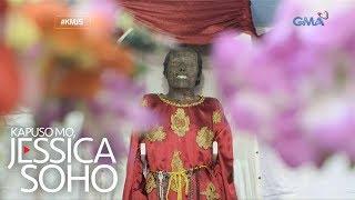 Kapuso Mo, Jessica Soho: Misteryosong 'Santo Bruno Nazareno,' mapaghimala raw?