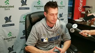 Craig Counsell talks about winning despite the strong performance by Justin Verlander