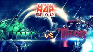 Hulk vs Thor | İnanılmaz Rap Düelloları