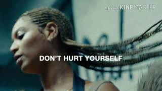 Beyonce- Don't Hurt Yourself (Official audio)