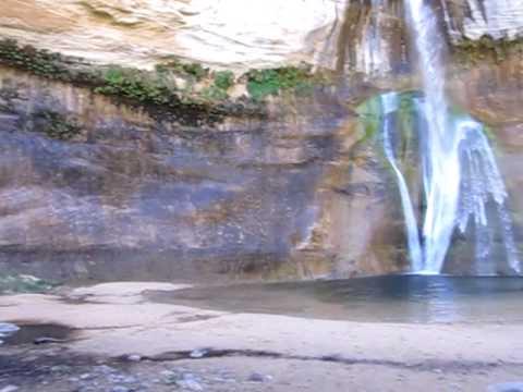 Lower Calf Creek Falls -UTAH