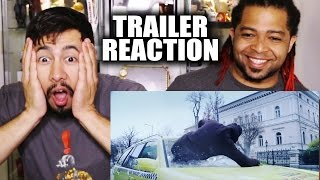SHIVAAY Trailer Reaction by Jaby & Akasan