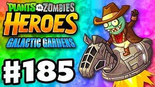 Space Cowboy Legendary! - Plants vs. Zombies: Heroes - Gameplay Walkthrough Part 185