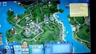 Давай играть Симс 3 Райские острова #1 Создание семьи