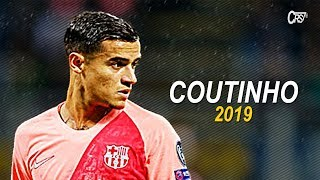 Philippe Coutinho 2019 ● The Little Magician | Skills & Goals 2018/19