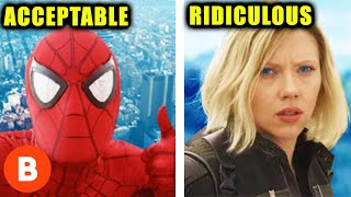 Disney Decides: Crazy Rules Marvel Actors Have To Follow Ranked From Acceptable To Ridiculous