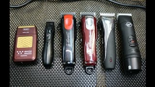My Barber Tools, by MarioNevJr, March 2016