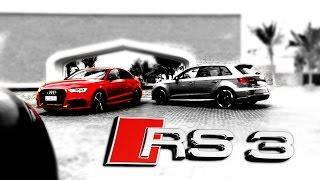 Audi RS 3 - Extremsportler