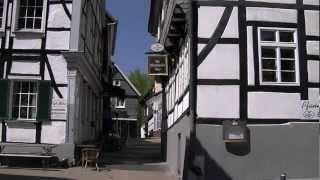 Hattingen Altstadt Impressionen Full HD Video TVAlpino21NRW on Tour 1.5.2011