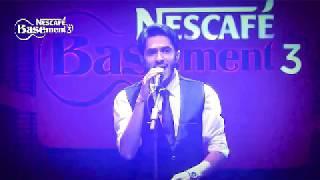 Pee Jaon -Farhan Saeed (cover) ft. Momina Mustehsan NESCAFÉ Basement