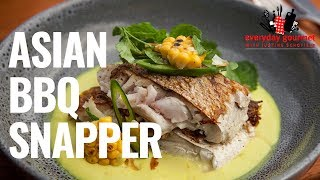 Asian BBQ Snapper vs Sweet & Sour Mud Crab | Everyday Gourmet S8 E69