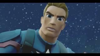 Infinity 3.0 Marvel Battlegrounds ALL CUT-SCENES
