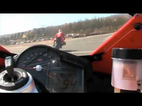Aprilia RSV4 circuito Gran Canaria 11 9 2011