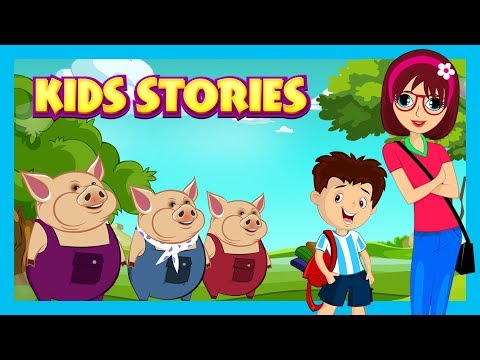 Xxx Mp4 KIDS STORIES BEST STORIES FOR KIDS THREE LITTLE PIGS AND MORE STORYTELLING 3gp Sex