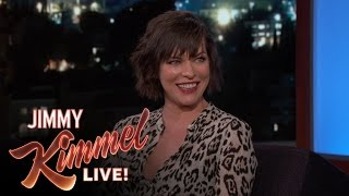 Milla Jovovich on Working with Matthew McConaughey in Dazed and Confused