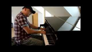 K. Jarrett - Paint My Heart Red (Easton) transcribed & performed by Uwe Karcher
