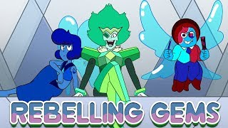 Which Homeworld Gems Are Rebelling? (Steven Universe Future Theory)
