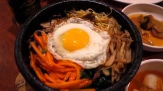 Korean Food Date Night | AMBW VLOG