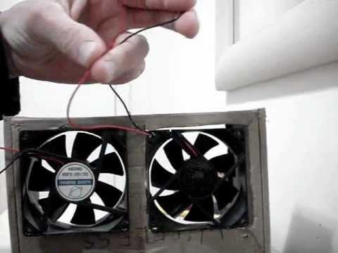 Como fazer um Gerador Eólico caseiro Básico