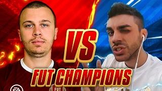 FIFA 17 KRASI VS DJ MARIO - THE BEST SPANISH FIFA YOUTUBER - FUT CHAMPIONS BATTLE - ULTIMATE TEAM