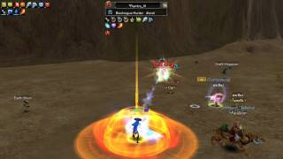 Thai SRO Job War Thief VS Hunter RamboIII VS Pla2 2010-11-24 22:27