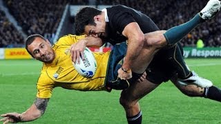 Rugby BIG HITS