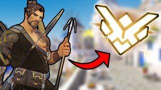 Best Hanzo I've EVER Played? | Overwatch Gameplay | Hanzo to GM
