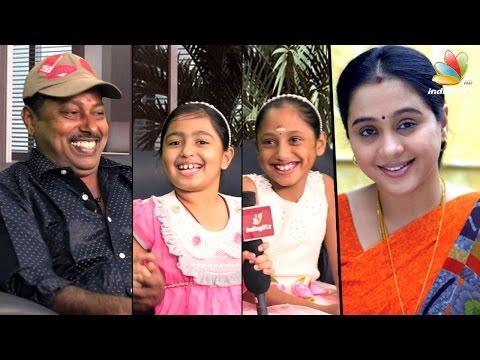 Vijay, Ajith, Surya: Devayani's Children's Favorites | Rajakumaran Interview on Kadugu Tamil Movie