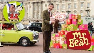 Mr. Bean - 25th Anniversary - Mr Bean Drives His Car Again!