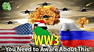 Israel Will Start WW3 in Saudi Arabia & Middle East | Russia vs USA, Pakistan vs India, World War 3