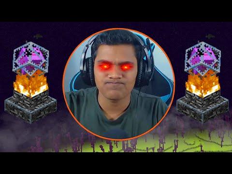 Dark Magic in the Ender World Minecraft