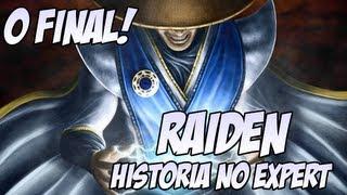 Mortal Kombat 9 - História no Expert com Raiden O FINAL ÉPICO