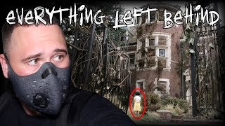 (Haunted Funeral Home) They Left Everything Behind